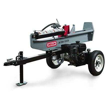 "Log Splitter 28ton Hori/Vert $50/half $75/day $225/week 2"" Ball"