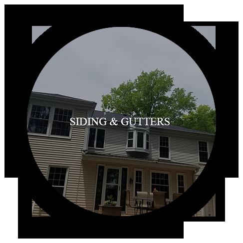 Siding & Gutters