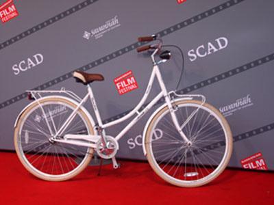 White Bike 2
