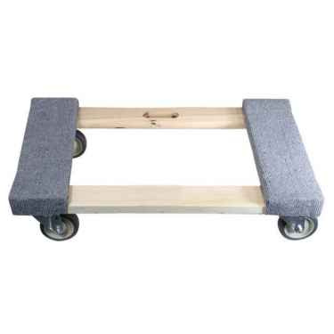 4 Wheel Dolly 18'x30' 400lb $7/half $10/day