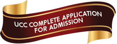 UCC Application For Admission