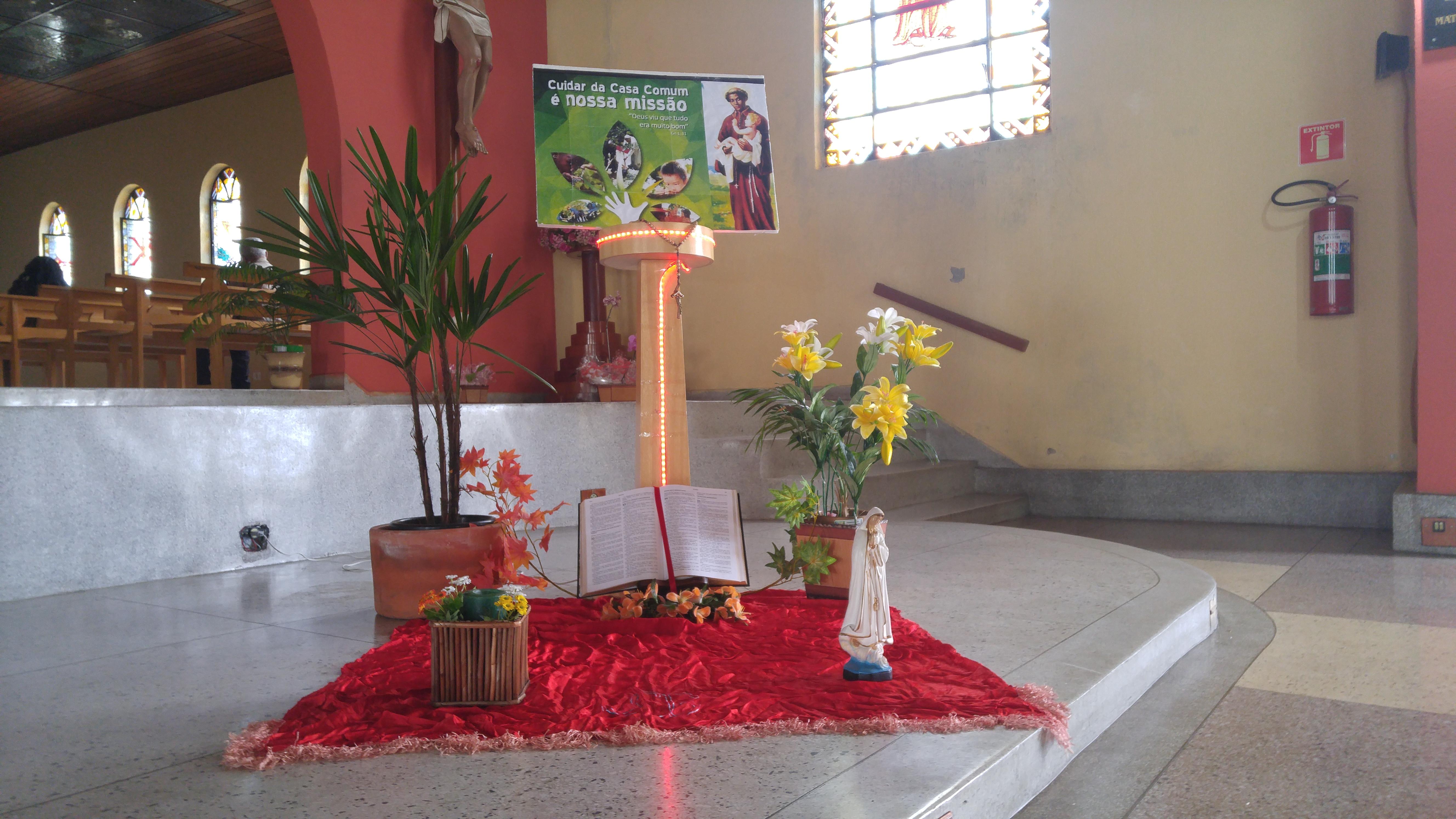 Vocação a missão - chamado cristão
