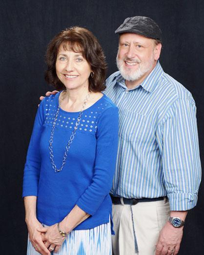 John and Ida Carlin