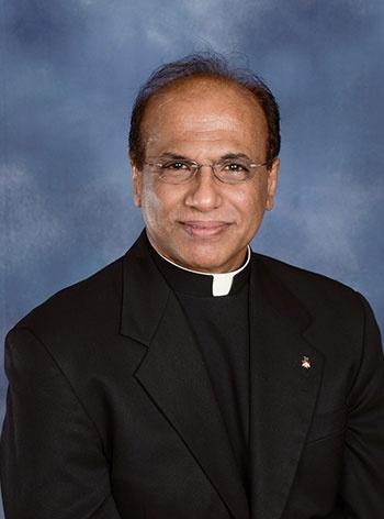 Fr. Jose Kadukunnel, CMI, Pastor