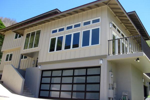 House Garage Door 2