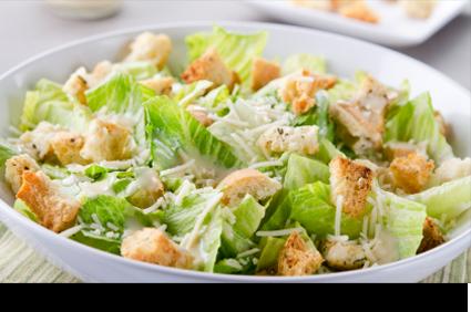 Fresh caesar salad||||
