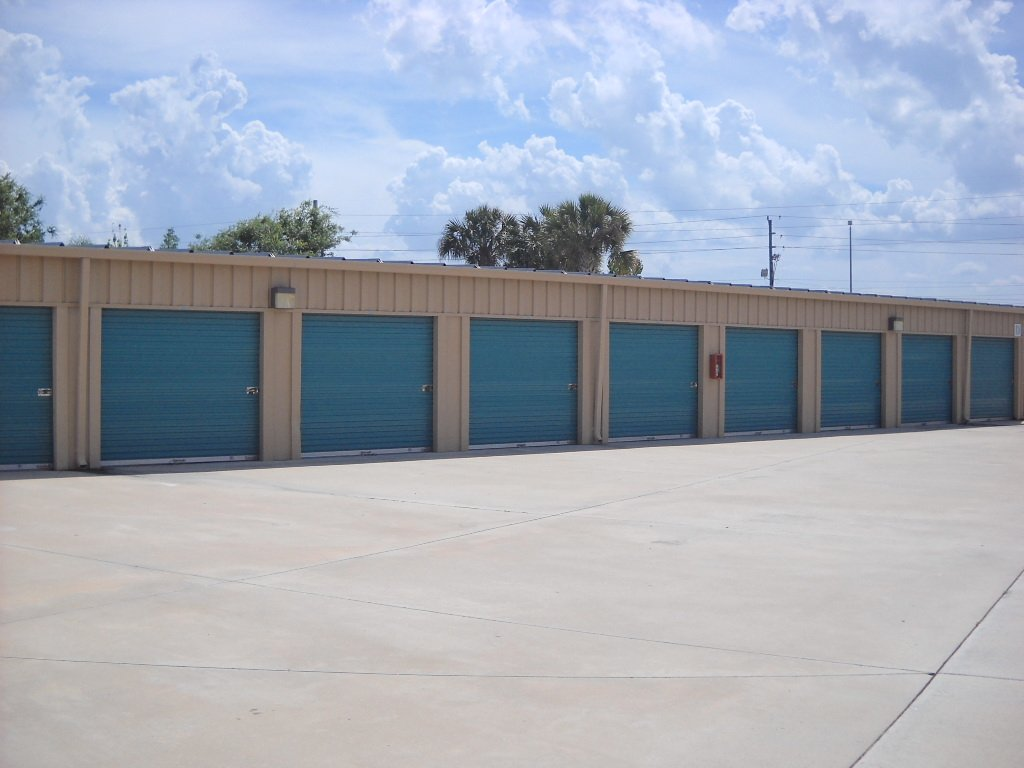 Tropical Self Storage large units||||