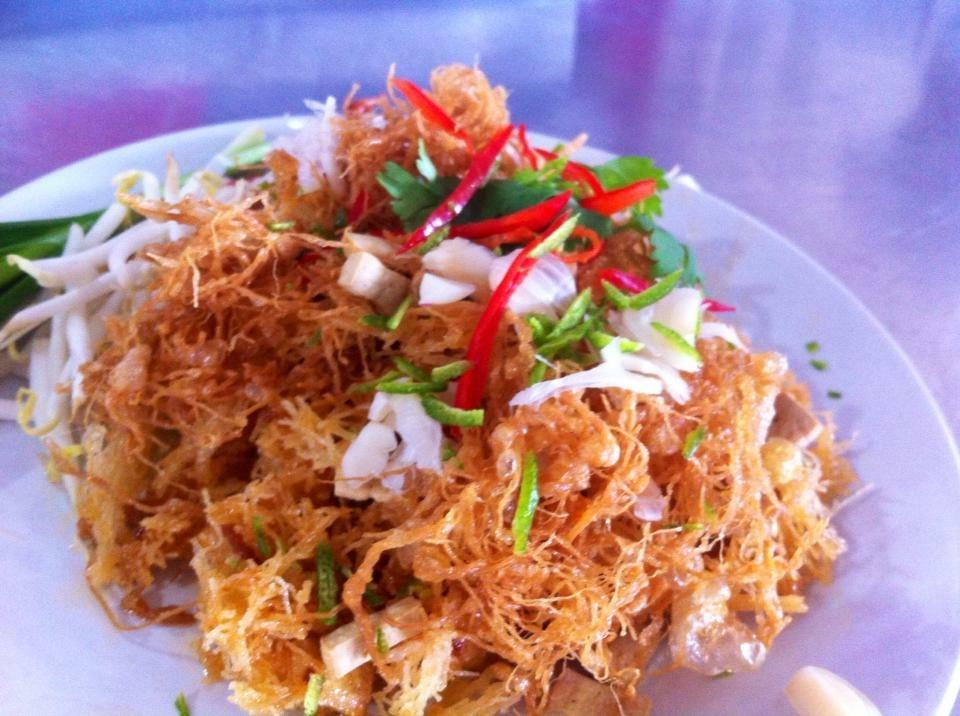 Thai Noodle Dish