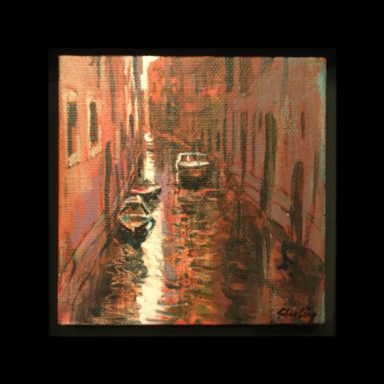 Venice Variation V