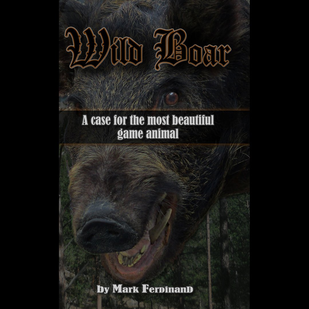 pig hunting book