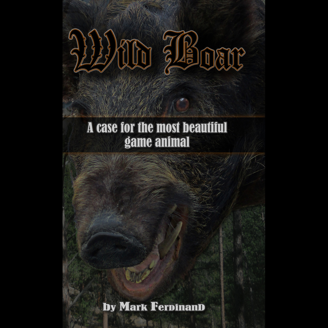 pig hunting book