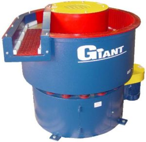 Equipment from Giant Finishing