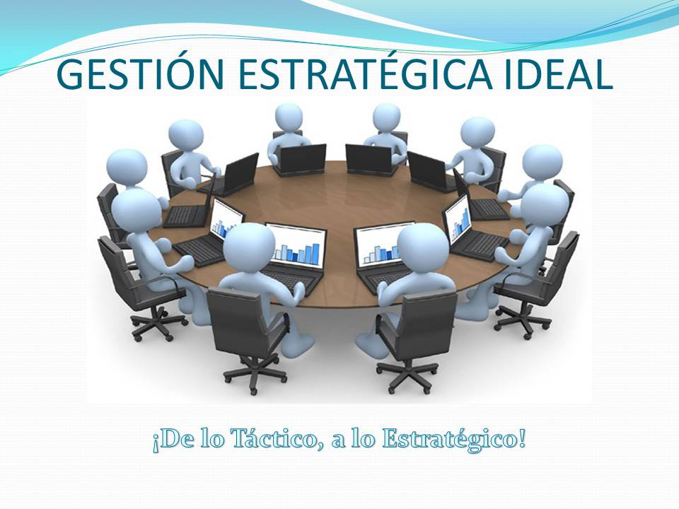 GESTION ESTRATEGICA IDEAL