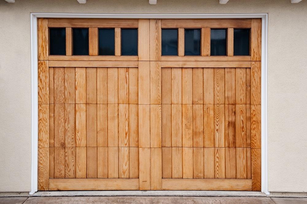 Best Exterior Wood Finish For Garage Doors