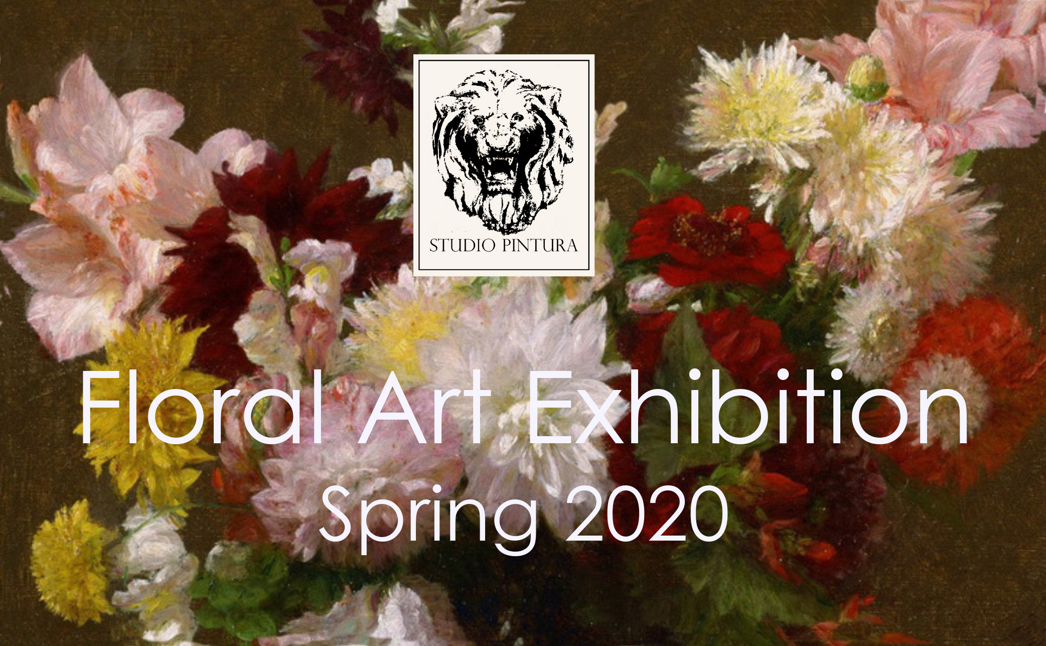 Studio Pintura Floral Exhibition 2020