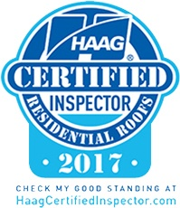 HAAG Certified Inspector Badge 2017