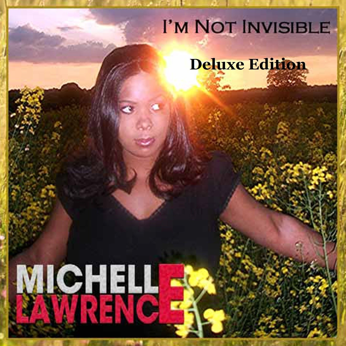 I'm Not Invisible Out Now On ITUNES