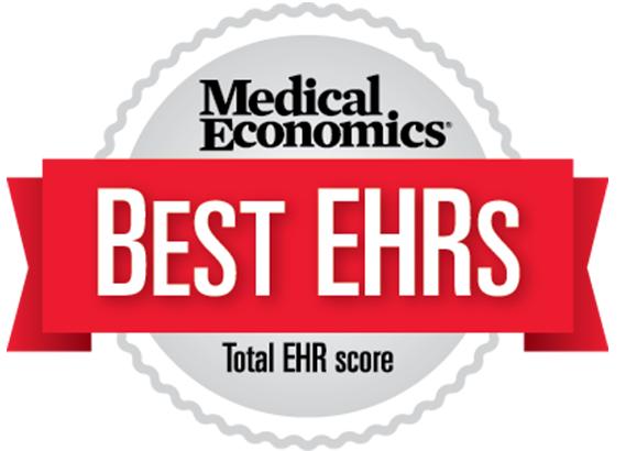 Best EHRs Total Score