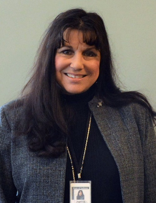 Jeanne Aydt, Development Director