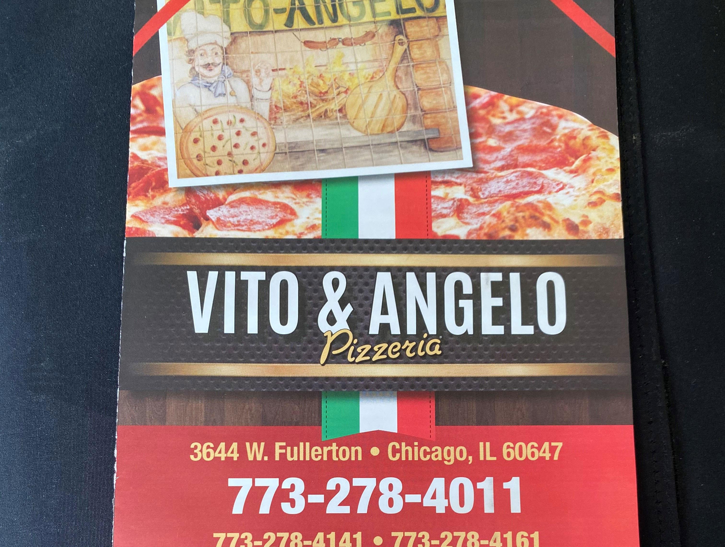 Italian Food Menu 4