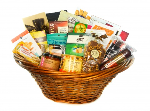 Jenny's Gourmet Baskets - Home