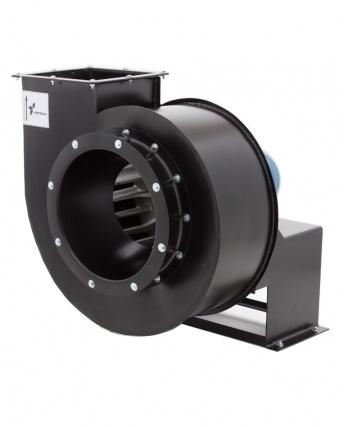 EXAUSTOR CENTRÍFUGO   Características Técnicas  Modelo: EC2 TAR Carcaça: Chapa Aço Tensão: 220 / 380  Corrente: 5,60/3,25/2,80 A Potência: 2 HP Rotação: 3465 RPM Vazão: 35 m3/min Pressão: 160 mmca Ruído: 92 dBA Frequência: 60 Hz Peso Líquido: 31,0 Kg Cor: Preto