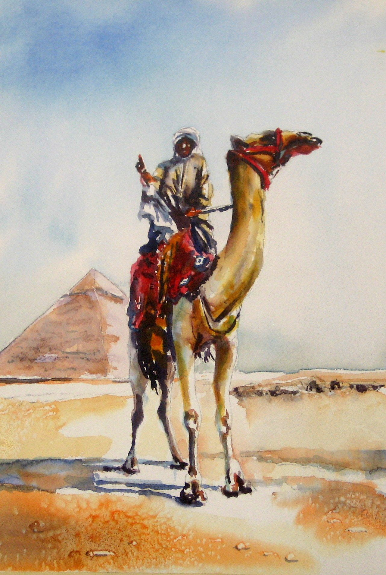 Egyptian Bedouin