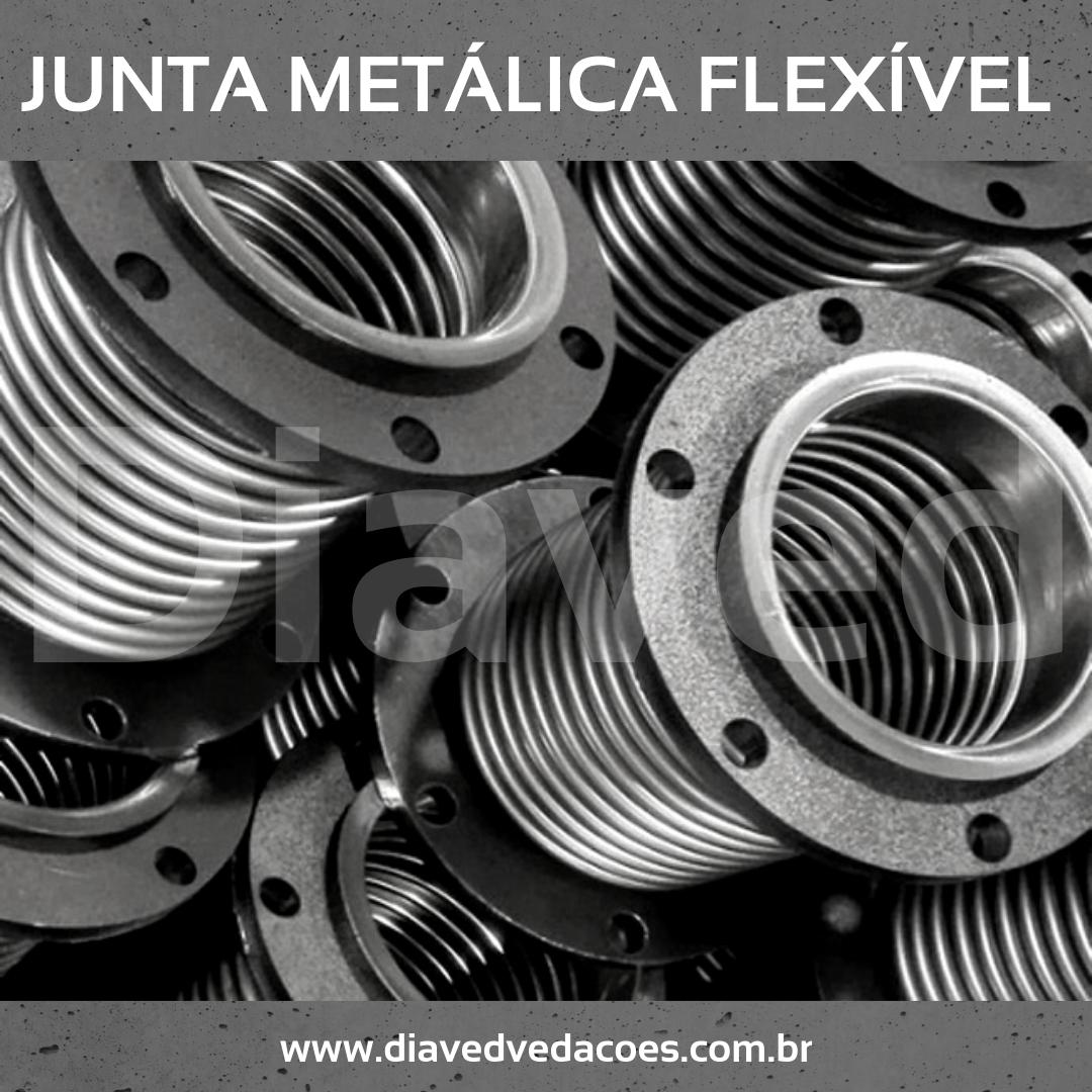 Junta Metálica Flexível