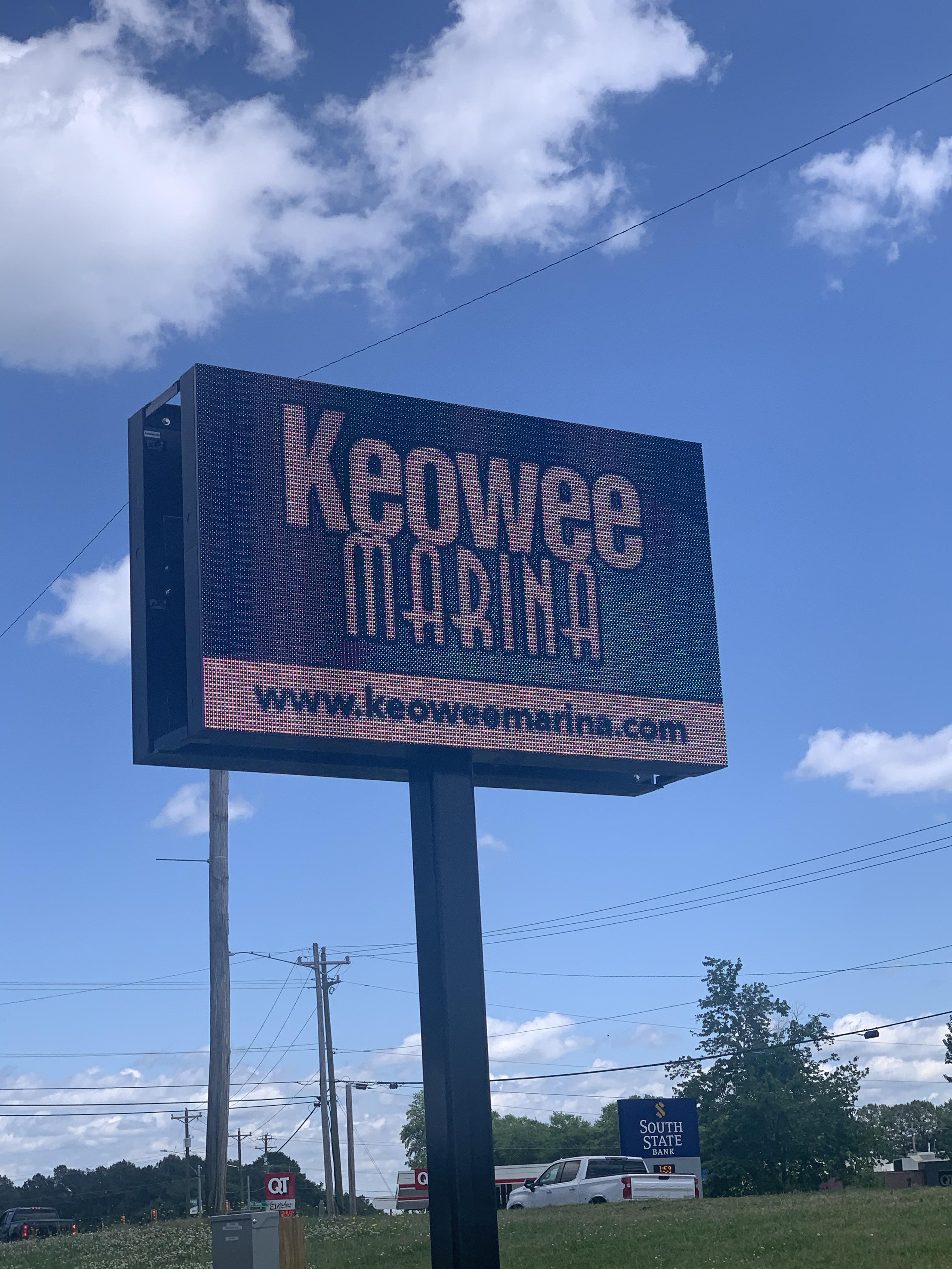 Keowee Marina