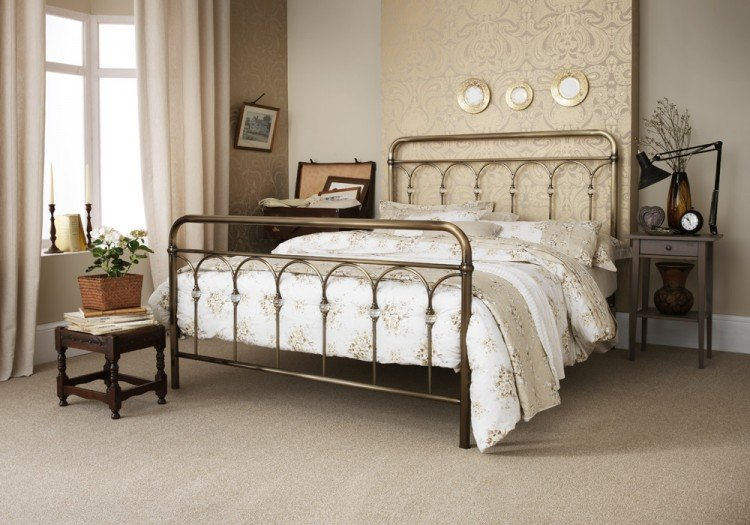 antique pine double bed frame uk bedding sets collections