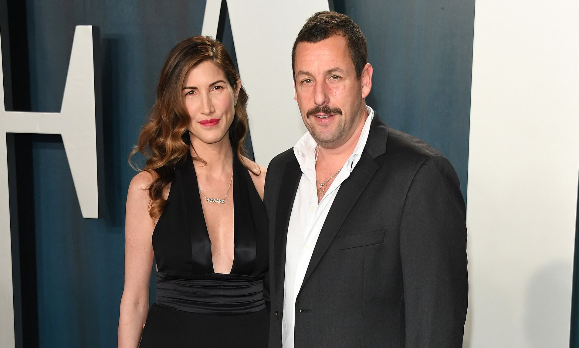 Adam & Jackie Sandler at 2020 Spirit Awards