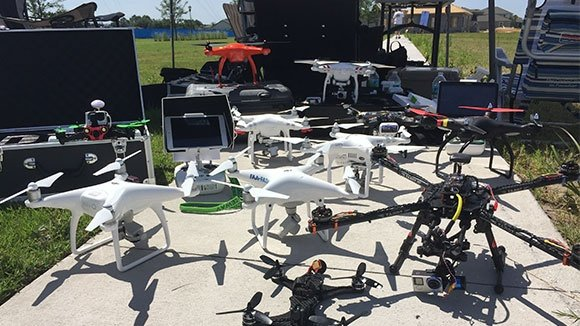 Innovative Drones