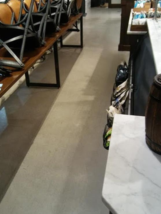 Mixed Flooring