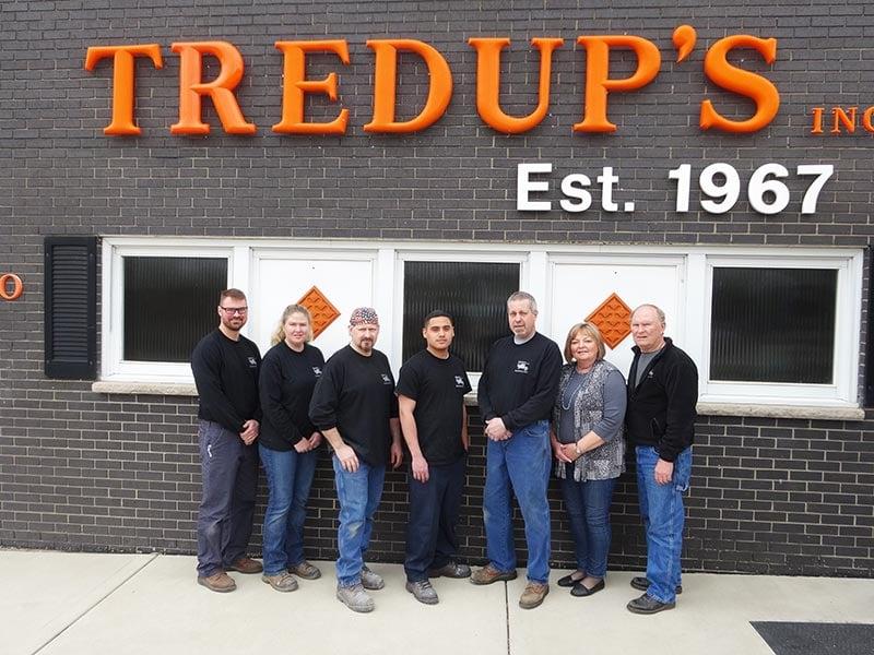 Tredup's Inc