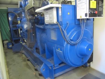 1MW generator