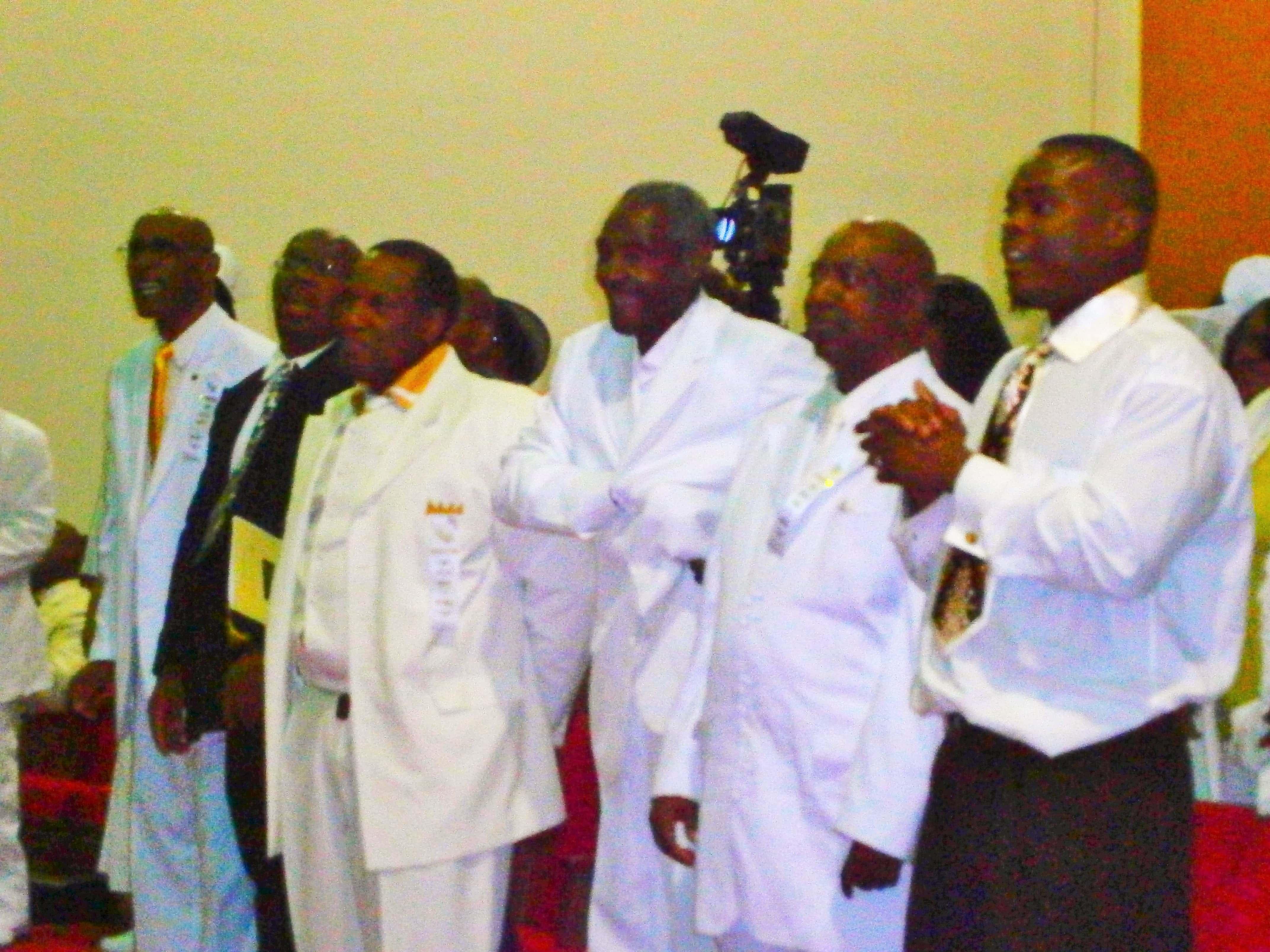 Church Pastors and Bishops