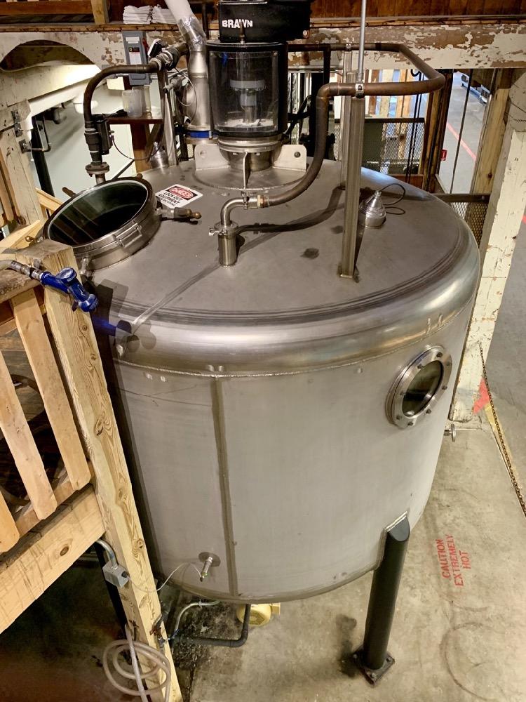 Kentucky Peerless Distilling - Cooker