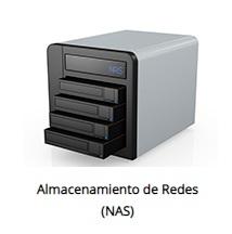 Almacenamiento de Redes (NAS)