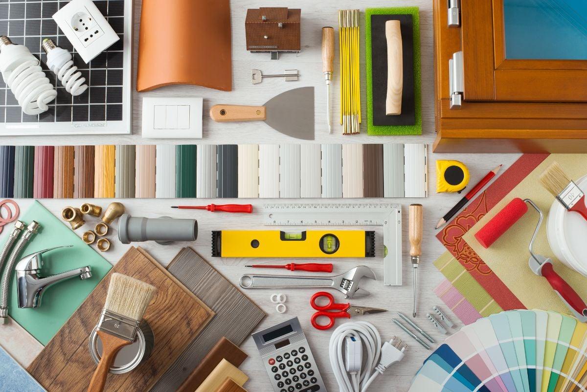 DIY and home renovation