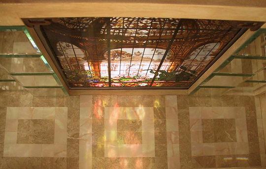Chambre du Ciel Reflections