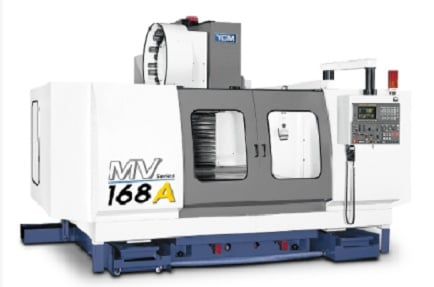 YCM MV168A Vertical machining centre