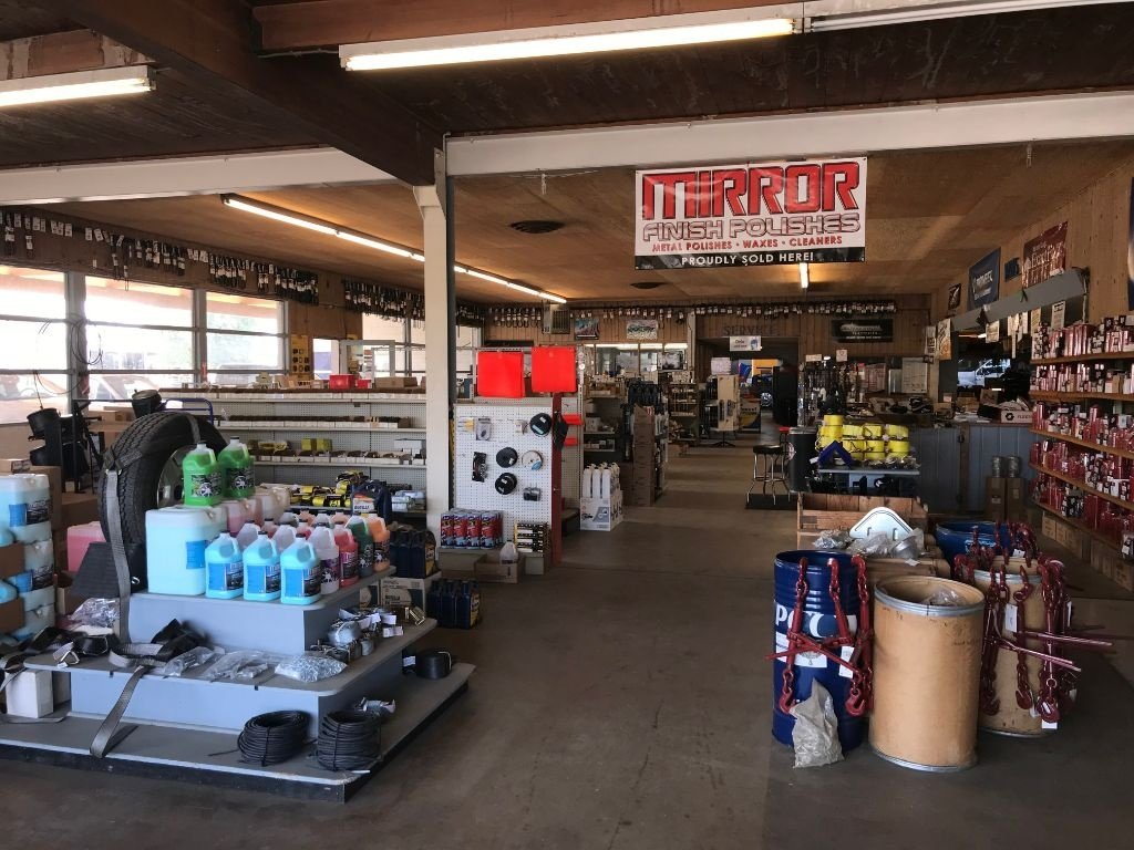 Truck Parts and Supplies