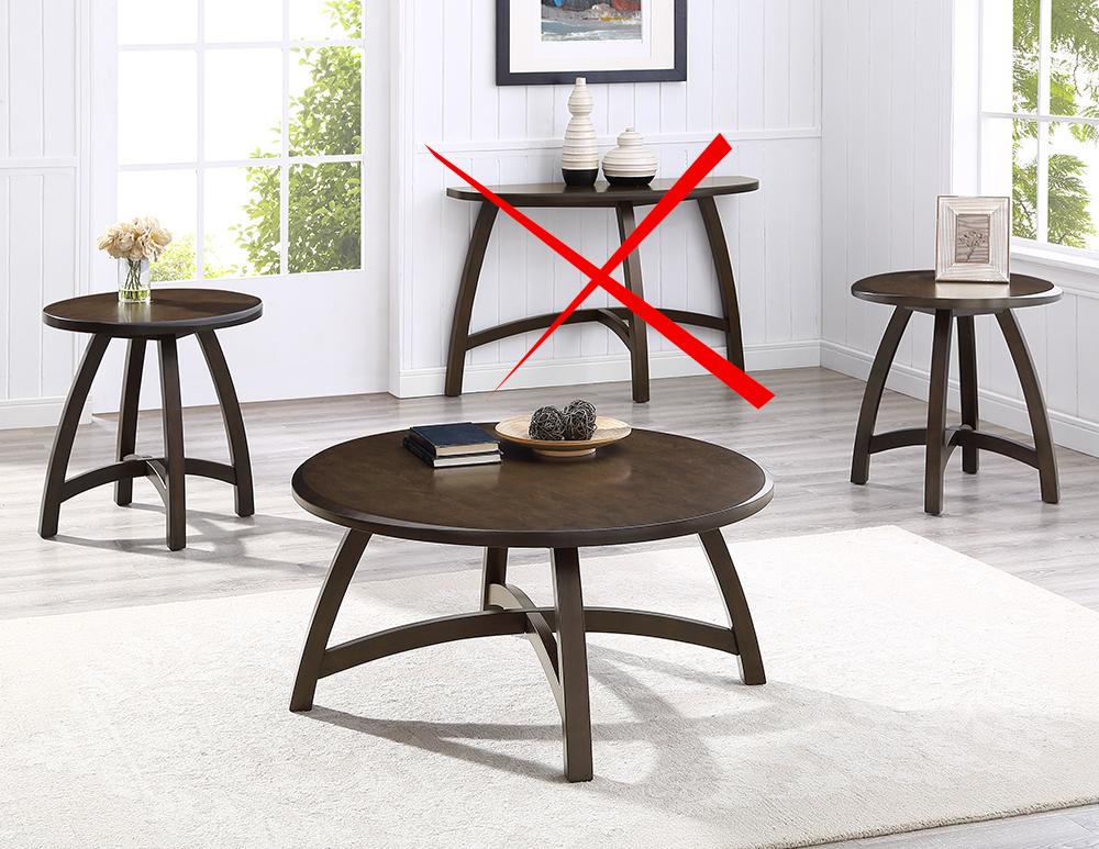 Miranda Table Set 8645