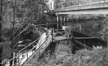 Trout Lake Dam HAER project