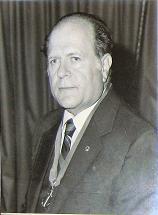 No. 25 Donald Vozzola 1983-1984