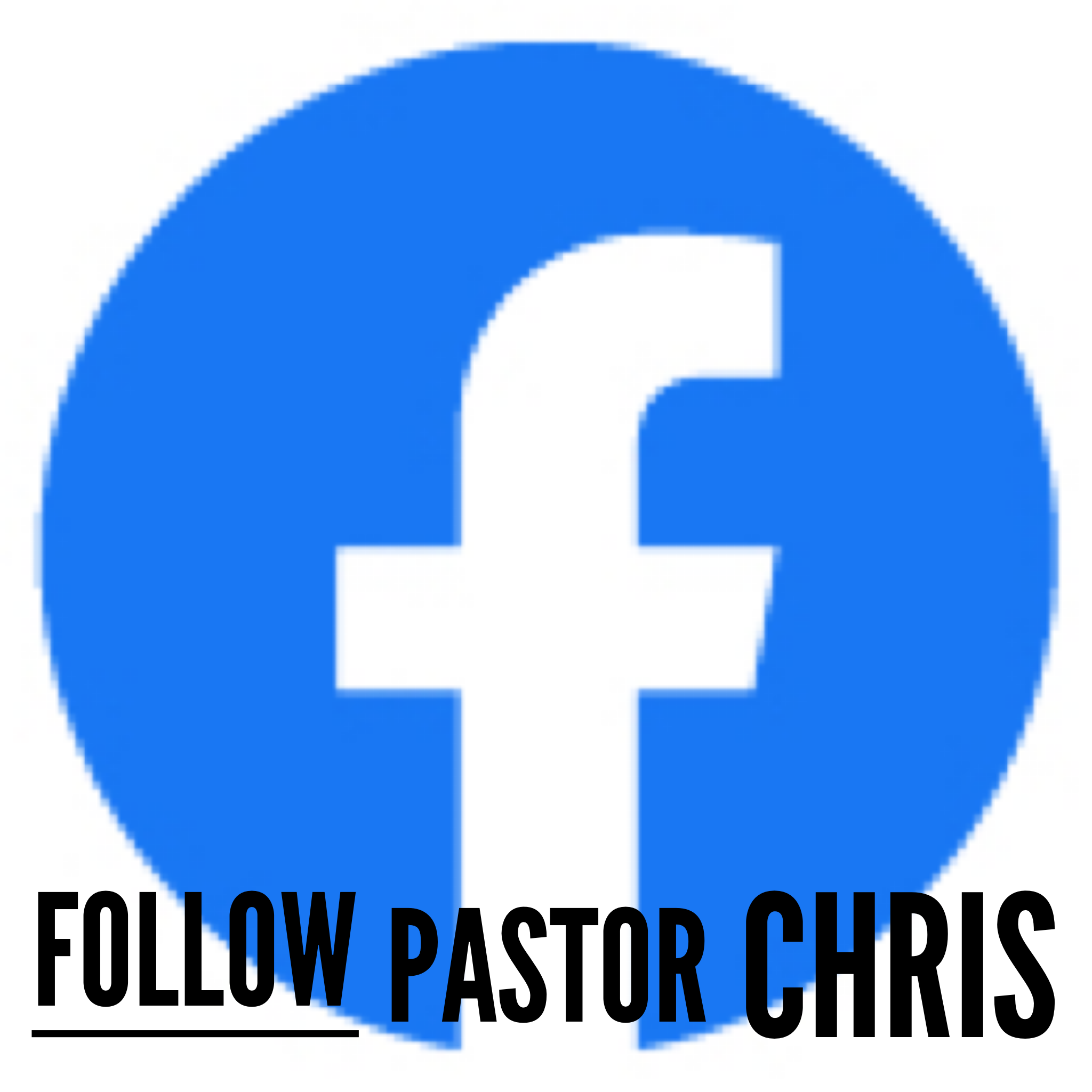 Connect with Pastor Chris