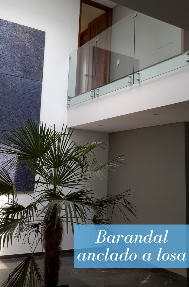 Barandal balcon