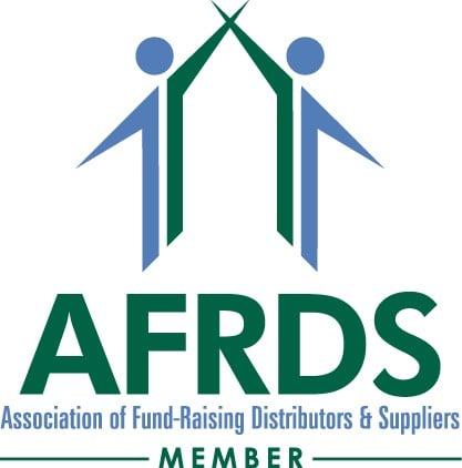 AFRDS logo, fundraiser||||