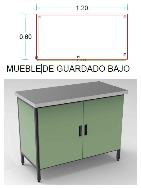 GUARDADO BAJO