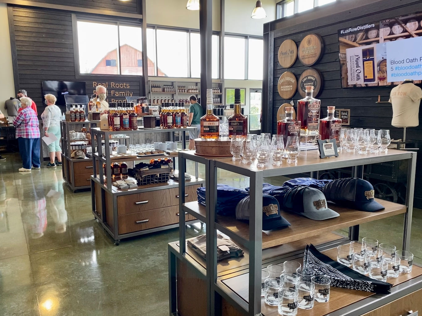 Gift Shop  - Lux Row Distillers